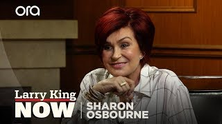 Sharon Osbourne butted heads with Ashton Kutcher on 'The Talk'