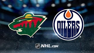 McDavid, Talbot propel Oilers past Wild, 4-1