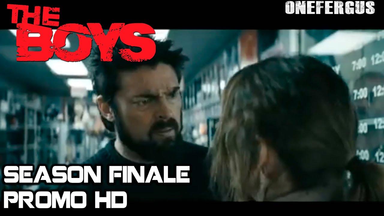 "Download The Boys 2x08 Trailer Season 2 Episode 8 Promo/Preview [HD] ""What I Know"" Season Finale"