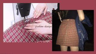 [Fashion design] How to make a…