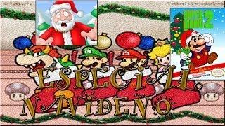 Especial Navideño ,Le disparé a Santa D:  y Mario bros 2 navideño