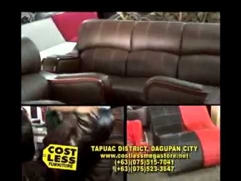 Pangasinan's biggest furniture store / costless furniture m