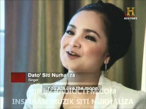 Siti Nurhaliza Interview For HISTORY CHANNEL - Biography -  P RAMLEE -