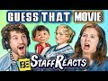 GUESS THAT MOVIE CHALLENGE #8 (ft. FBE STAFF)