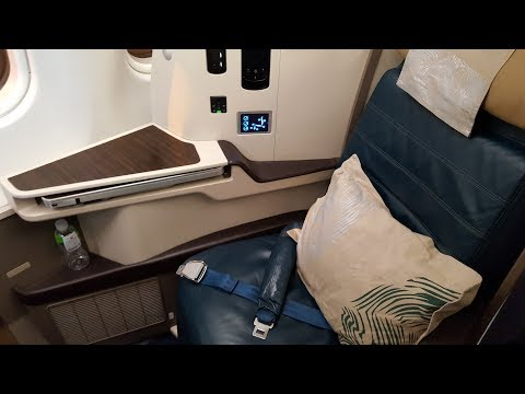 SriLankan Airlines | Business Class | A330-300 | Male-Colombo | *Full flight*