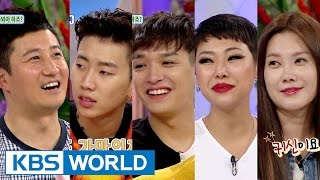 Hello Counselor - Simon D., Park Jaebeom, Cheetah, Lee Hun & Kim Hyunjung (2015.08.17)