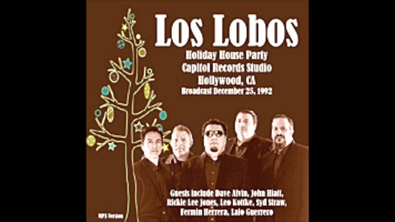 happy christmas (war is over) John Hiatt With Los Lobos - YouTube