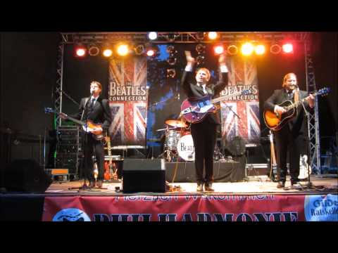 Beatles Connection - Eight days a week (Maschseefest Hannover 12082015)