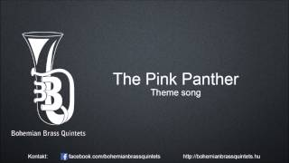 Bohemian Brass Quintets - The Pink Panther (theme song)