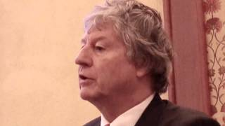 Dubai Symposium: Building the network - Sir Adrian Smith, VC University of London