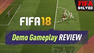 FIFA 18 Demo (Full Gameplay Review)