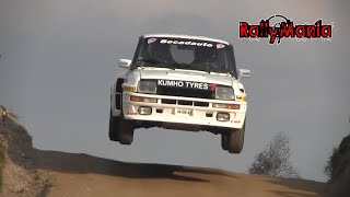 RENAULT 5 TURBO 2 | Pure Engine Sounds [HD]