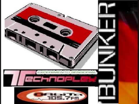 TECHNO PLEX  PROMO RADIO ECOSISTEMA 1 VOZ DJ KLANG