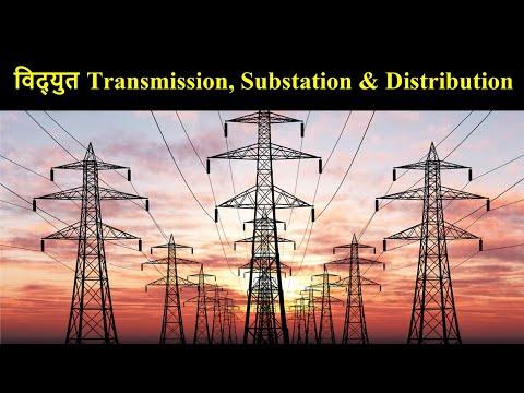 power transmission and distribution | विद्युत संचरण और वितरण