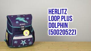 Розпакування Herlitz Loop Plus Dolphin Дельфін 50020522