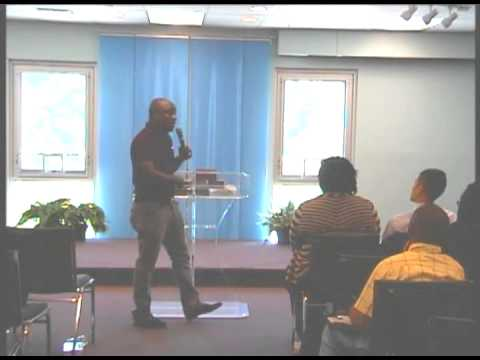 Sonship - Prophet Victor Boateng at CCSM 2015