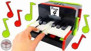 My Working Mechanical LEGO Piano