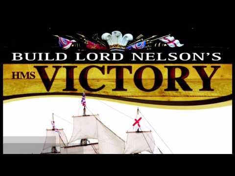 Official HMS Victory Build Diary - Pack 6, Stages 59-60