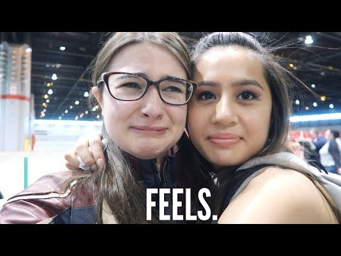 Finding Out That Supernatural Is Ending | C2E2 2019 Vlog