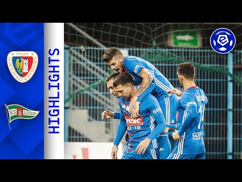 Piast Gliwice Lechia Goals And Highlights