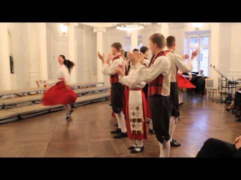 """JPG Kevadkontsert 2014: Rahvatantsurühm """"Väravamäng"""""""
