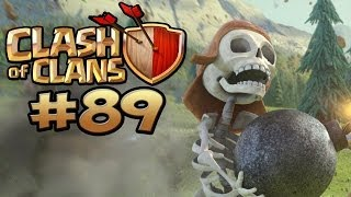 CLASH OF CLANS #89 - GUTER LOOT & GUTER STREAM ★ Let's Play Clash of Clans