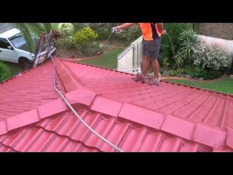 The Roof Restoration Process