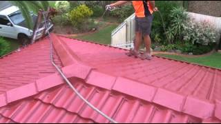 The Roof Restoration Process