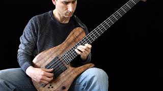 5 String Bass In Altered Tuning 'Road To Ninfa'