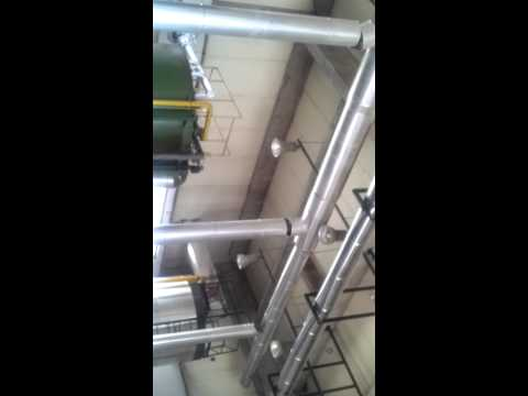 Thermal oil system