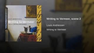 Writing to Vermeer, scene 2