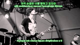 You Walking Towards Me - Jinwoon (Hangeul+rom+spanish)