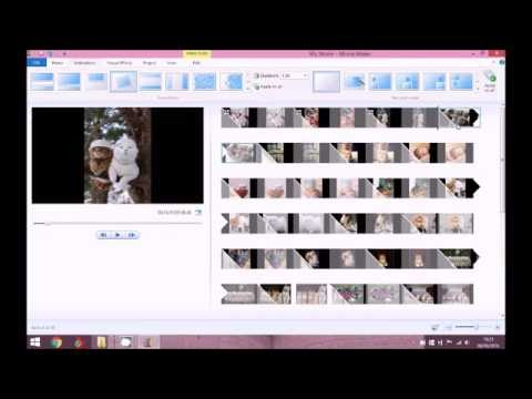 How To Make A Movie With Windows Live Movie Maker ?