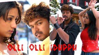 Whatsapp status tamil video   Love folk song   Olli olli iduppu