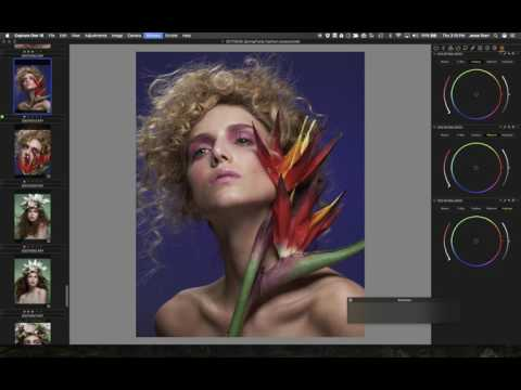 Why I prefer Phase One Capture One over Lightroom for Raw Processing