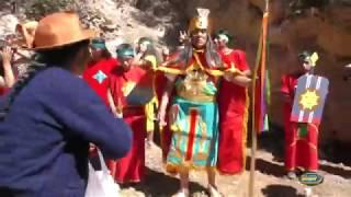 Paga Apu - (Pago al Agua)  Tarmatambo  - Tarma 2017