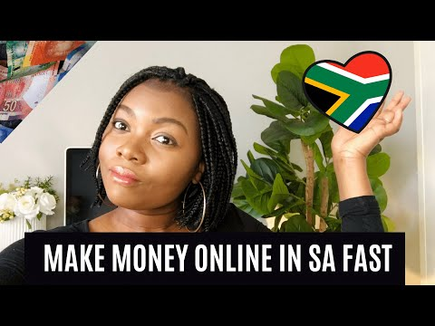Make Money Online In South Africa: Work From Home Site With Many Gigs