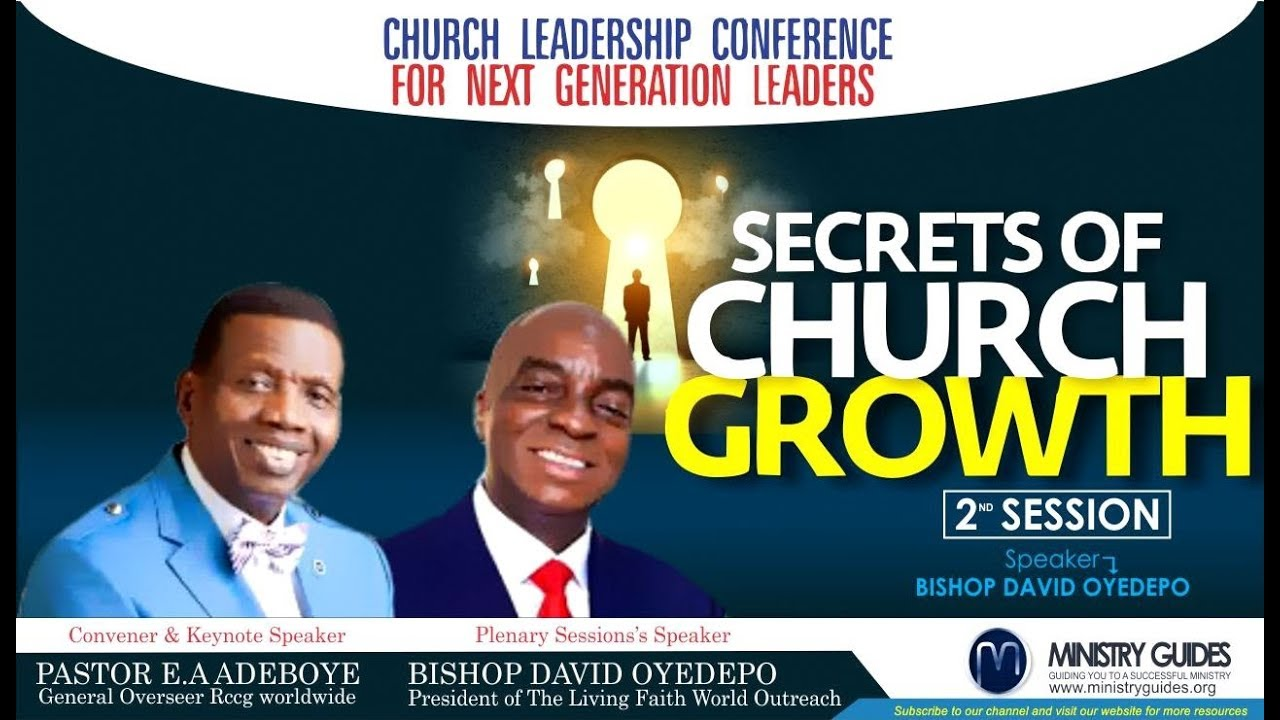 Download Part 2 The Secrets of Church Growth / Bishop David Oyedepo / MINISTRY GUIDES