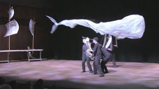 Blair Thomas: Melville's Moby Dick & Puppetry