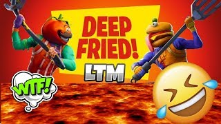 "Fortnite - ""Deep Fried"" - LTM - (Broken / Glitch) - WORST LTM YET!!!"