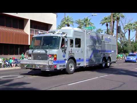 Phoenix St. Patrick's Day Parade 2015
