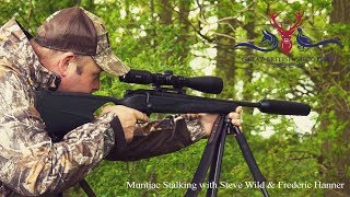 Muntjac Stalking with Steve Wild & Frederic Hanner