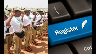 NYSC registration 2017 batch B