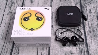 NuraLoop - The Worlds First Earphones To Automatically Learn and Adapt to Your Hearing