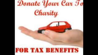 Car Donation Forms For Taxes
