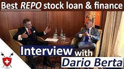 Best REPO stock loan & finance for securities lending