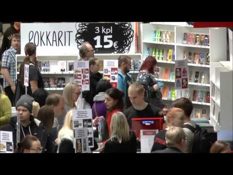 Helsinki Book Fair 2016 [Urdu]