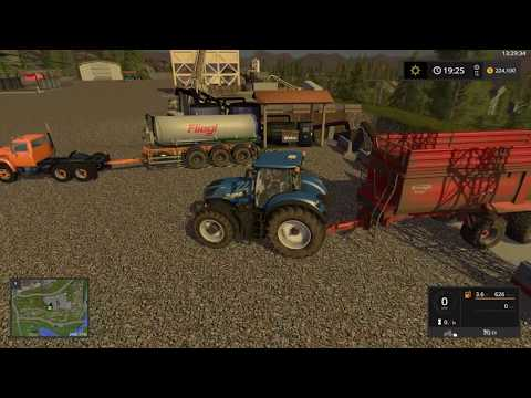 Farming Simulator 17 | Mining and Economy Platinum | Episode 2 | Moar Dirt PLZ