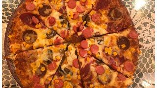 Pizza Tarifi  Evde Pratik Pizza Tarifi