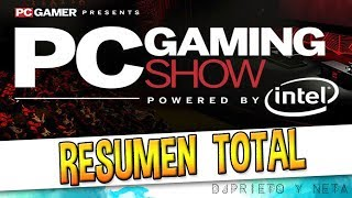 RESUMEN TOTAL | Conferencia PC Gaming Show E3 2017 #PCGamingShow